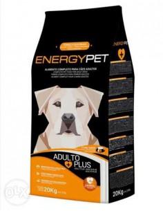 ENERGYPET ADULTE PLUS 20 KG.