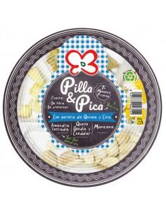 PILLA & PICA CON QUINOA Y...